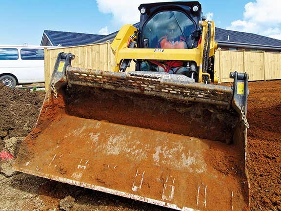 Cat 239D compact track loader review