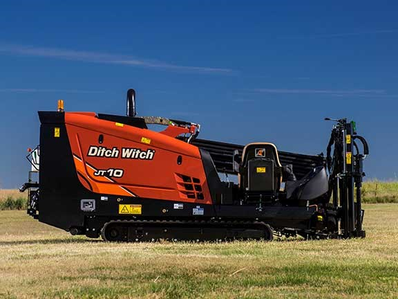 Ditch Witch JT10