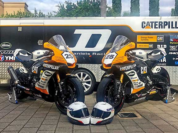 Cat JD Racing bikes
