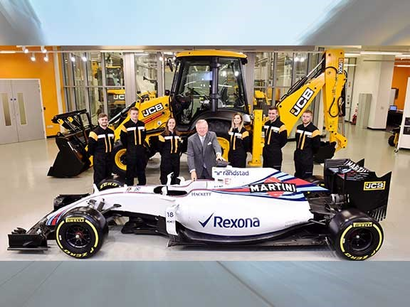 JCB Williams F1