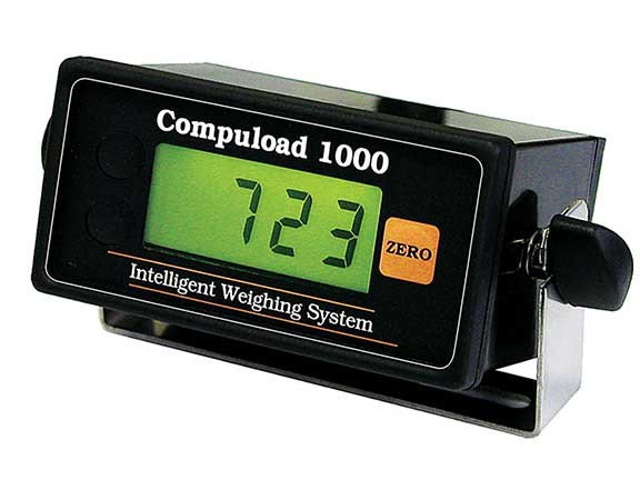 Compuload 1000 weighing system