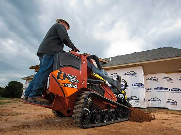 Ditch Witch SK1550