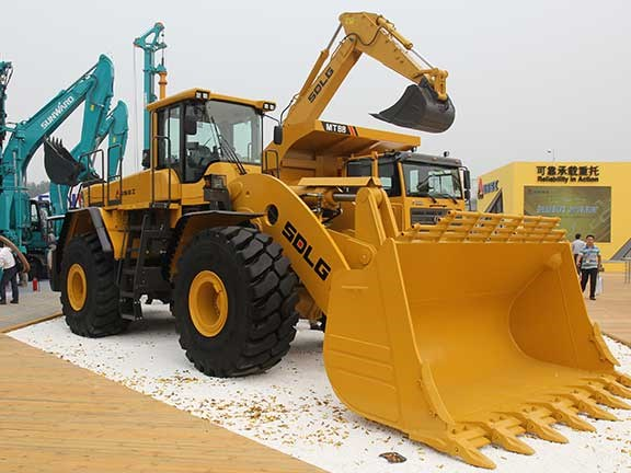 SDLG F series wheel loader