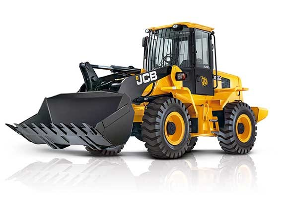 JCB 422ZX wheel loader