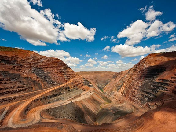 Argyle open pit gallery