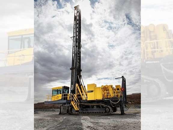 trivelle macchine da perforazione  battipalo e tunnell casagrande Atlas-Copco-Pit-Viper-271-drill-rig-g1