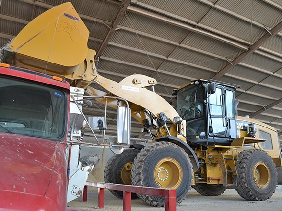Cat 924K wheel loader