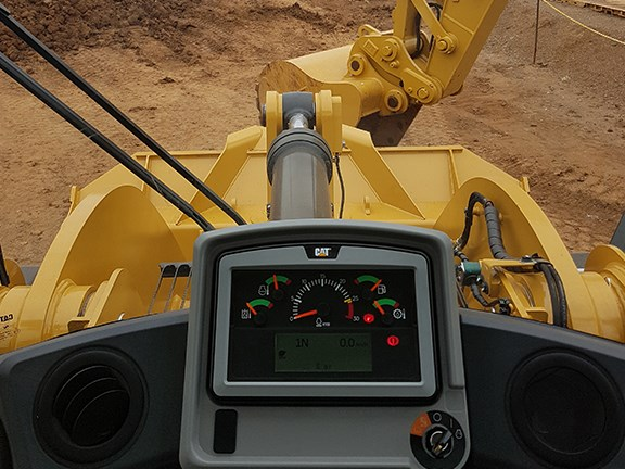 Cat M series wheel loaders