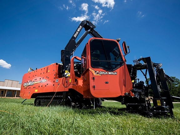 Ditch Witch JT100 all terrain