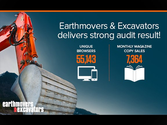 Earthmovers and Excavators audit g1