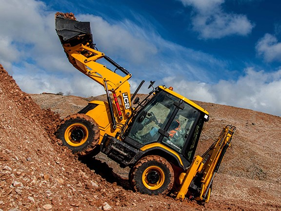JCB releases compact version of 3CX backhoe loader