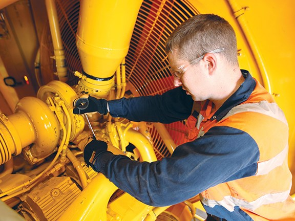Komatsu now offers six Component Solutions.