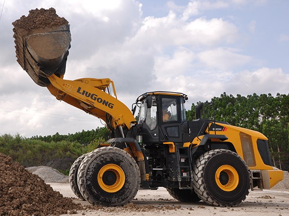 LiuGong wheel loader