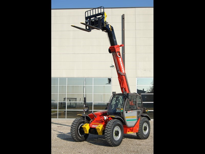 Manitou is launching a new range of underground telehandlers, starting with the MT-X 1030 S Mining model.
