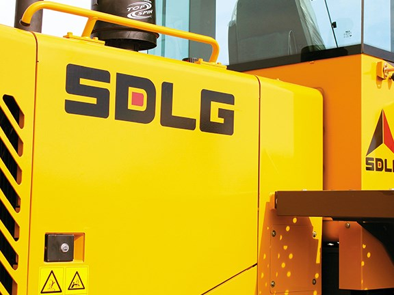 The SDLG brand has the weight of Volvo Construction Equipment behind it.