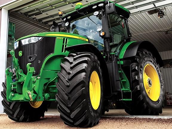 john deere 7r 8r and 8rt series tractors. Black Bedroom Furniture Sets. Home Design Ideas