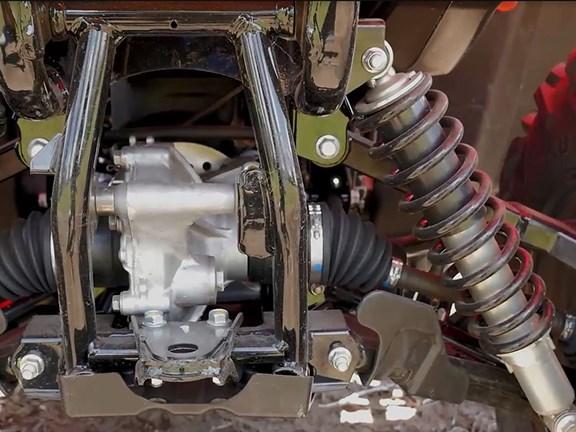 REVIEW | Suzuki 500 KingQuad AXi ATV