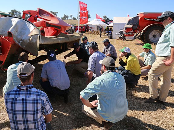 Kuhn Farm Machinery Expo gallery 3