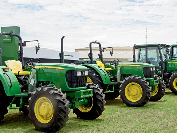 tractor industry news gallery