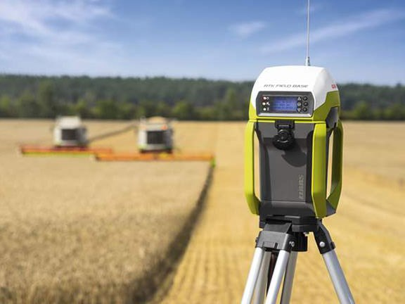 Claas RTK Field Base