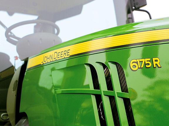 "Tom says driving the 6175R ""is an absolute pleasure in every regard"""
