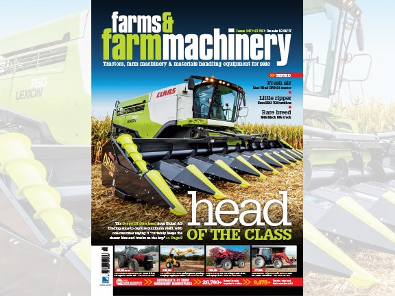 Farms & Farm Machinery issue 347