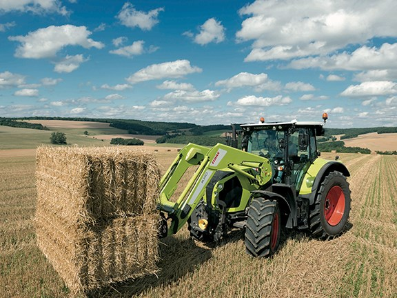 Claas Arion 600 500 gallery 1