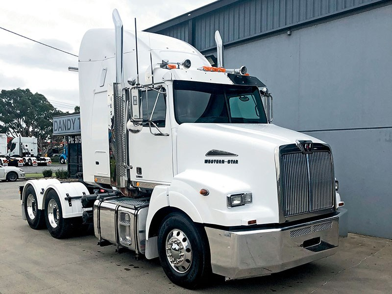 2013 Western Star, 5800 SS, Dandy Trucks