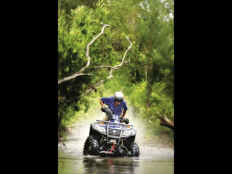 CF Moto review: CF Moto 500 Classic ATV