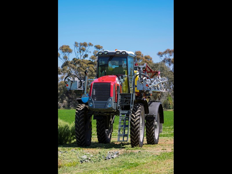 5935 Hardi Presidio sprayer