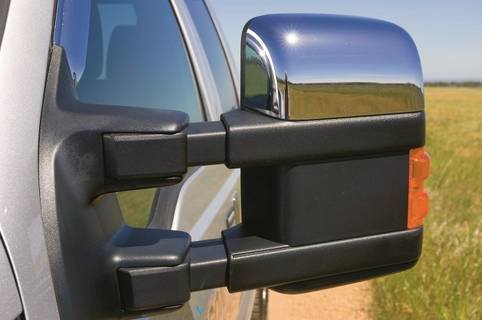 6198 2014 Ford F 350 Super Duty side mirrors