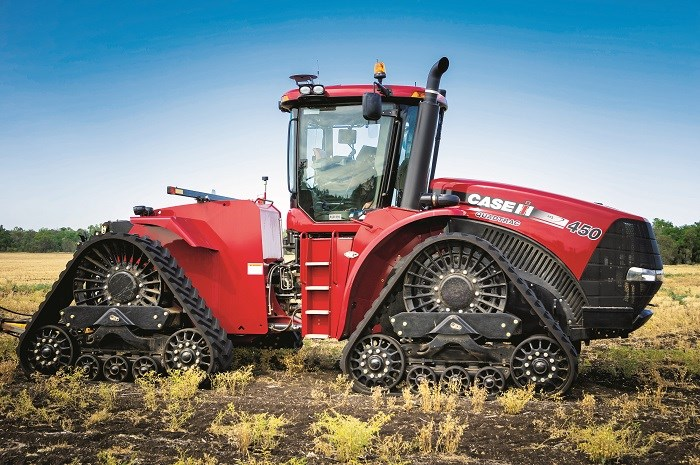 6861 Case IH Steiger Rowtrac 450 tractor
