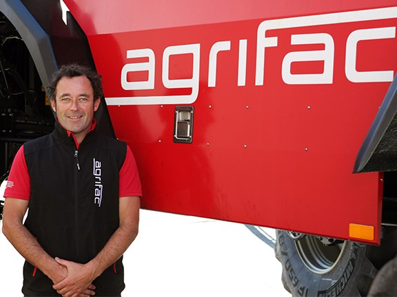 Agrifac Australia's new general manager Mark Slater will head up its team in Queensland and Western Australia.