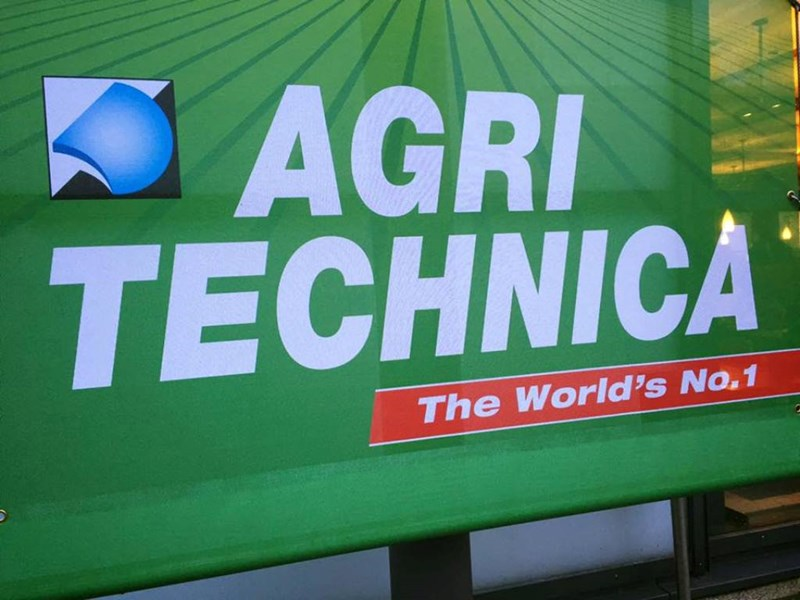 Agritechnica gold