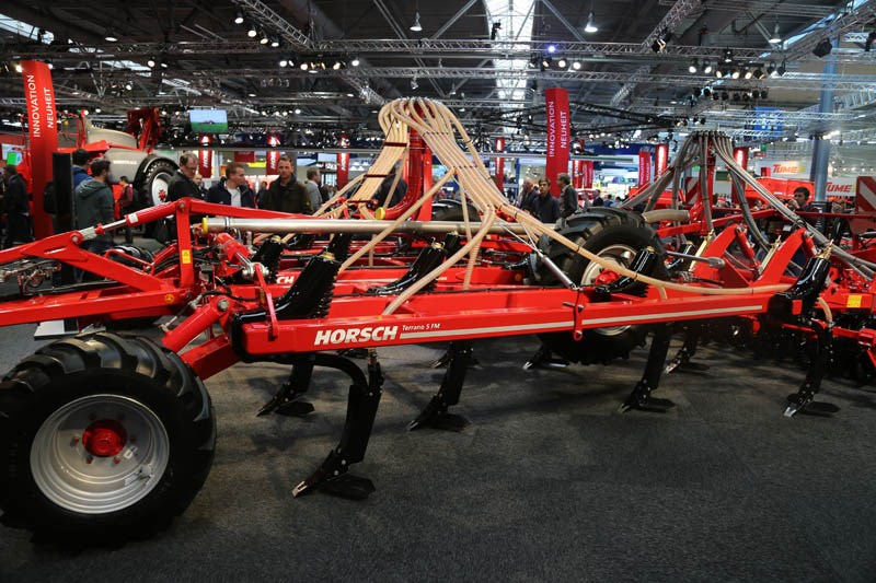 Agritechnica 2015 Horsch air seeder