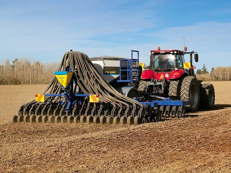 The Allen Custom Drill H-D 6000 incorporates some clever design elements.