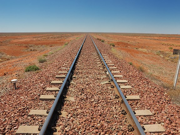 The Australian Government's 2016 Budget includes $594 million to buy land for the Inland Rail freight line between Brisbane and Melbourne, and other initiatives aimed at helping farmers in regional Australia.