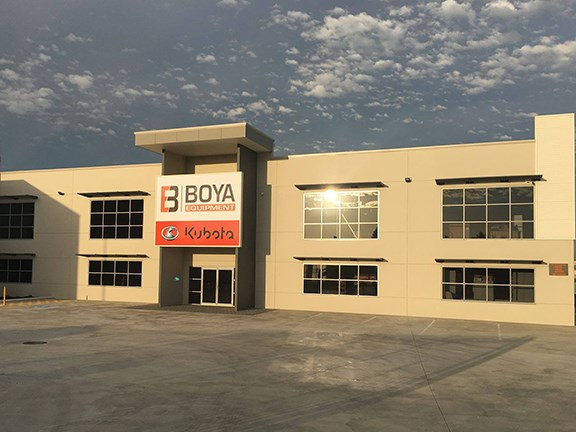 Boya Equipment has shifted to a larger premises in the northern Perth suburb of Wangara.