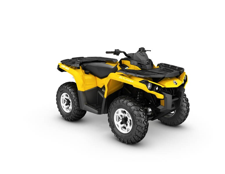 Can Am Outlander L 570 ATV 1