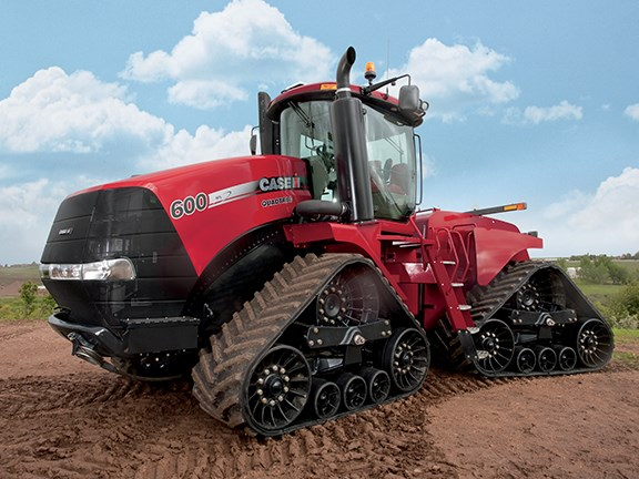 The high-horsepower Case IH Steiger Quadtrac tractor range has been released in Australia with a range of all new features.