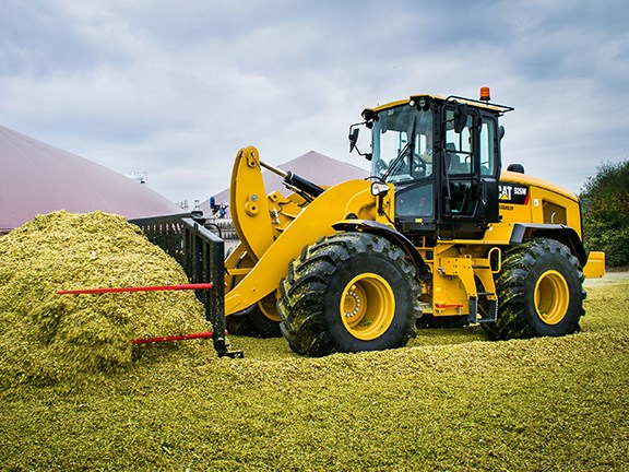 Buying the right ag attachments can turn an earthmover into a willing farm-hand.