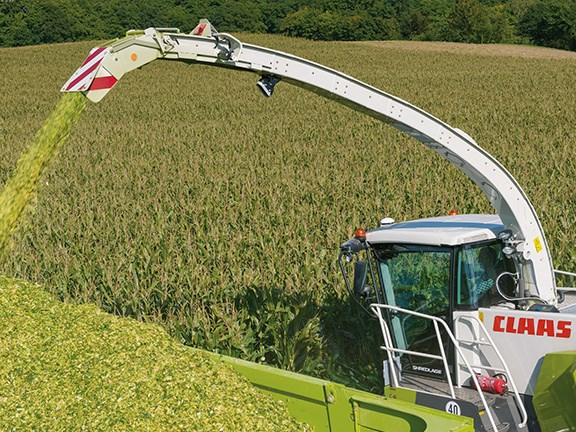 The Shredlage process represents a new era in maize silage production.