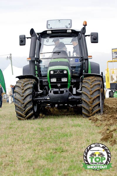 Deutz Fahr M600 Summit-cab