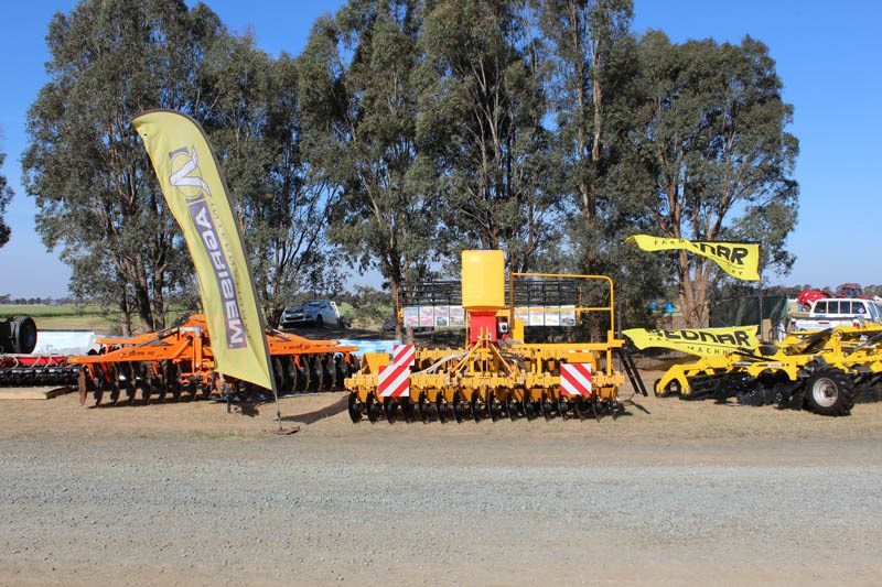Elmore Field Days 2015 tillage