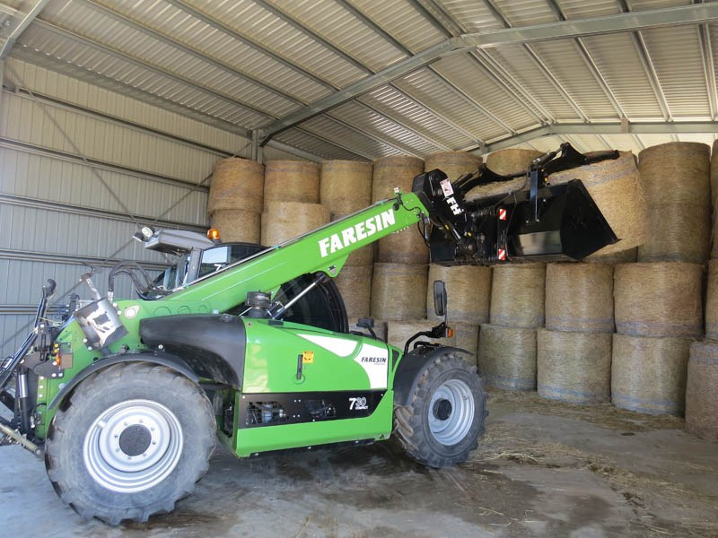 Faresin FH7 30C Agri PTO lifting 2