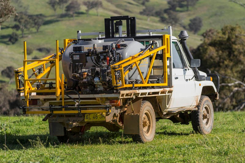 Graytill SmartBoom sprayer