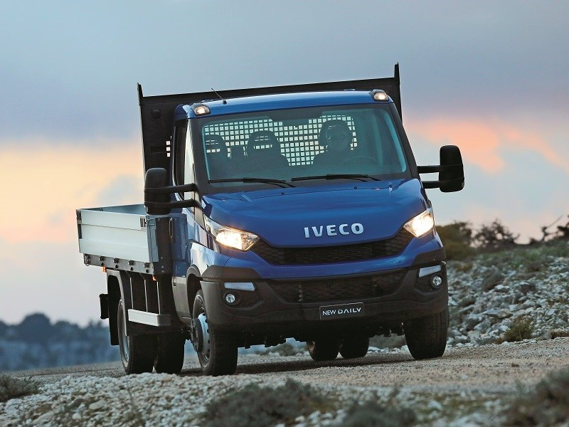 Iveco Daily 2015 LEAD