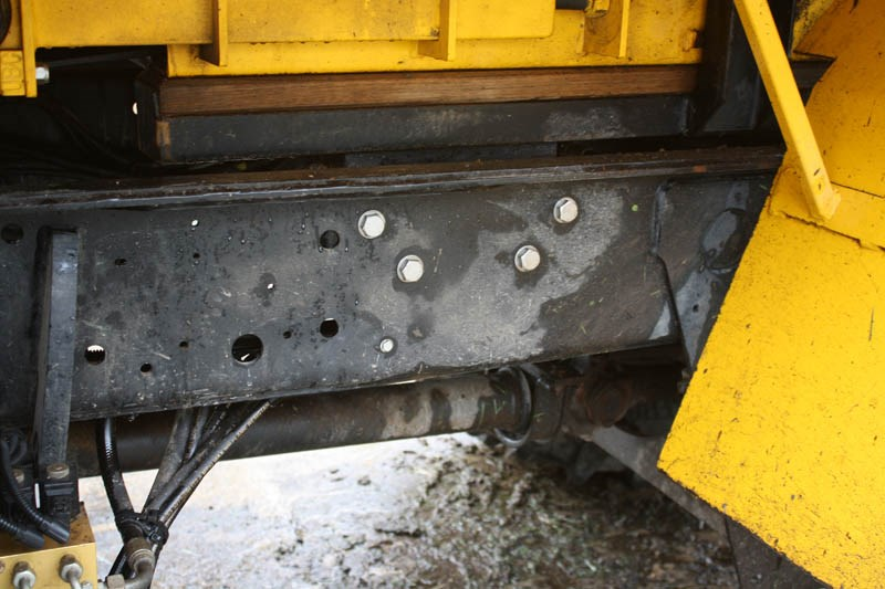 JCB Fastrac 3230 chassis 3