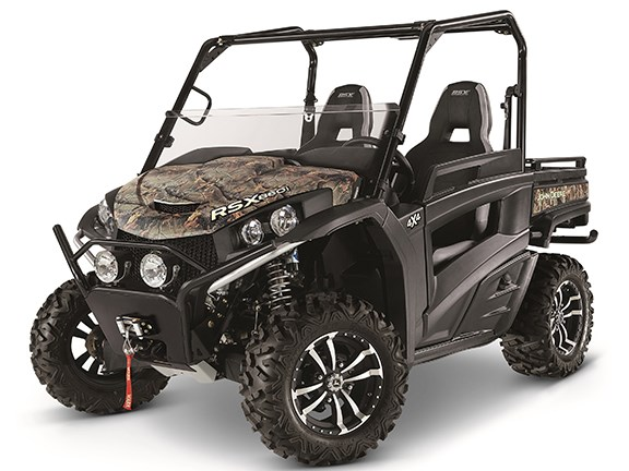 The new John Deere Gator RSX860i UTV is now available in Australia.
