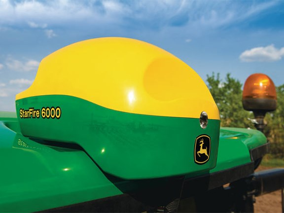 A new breed of John Deere receivers for sprayers, combines and tractors represents a leap forward in technology.